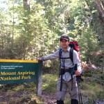 Oficialmente en el Parque Nacional
