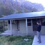 Shelter Rock, atrás zona de cocina