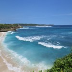 Dream Beach y su fuerte oleaje