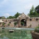 El Palacio de Agua, utilizado como lugar de recreo