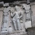 Los templos están decorados con relieves