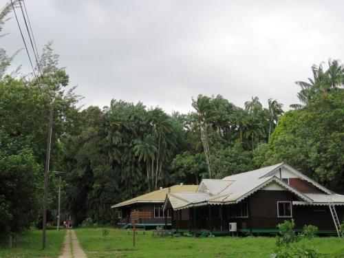 Instalaciones del Parque Bako