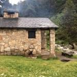 El pequeño Refugio del Río del Orris