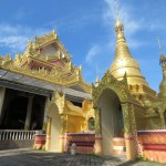 Templo budista birmano Dharmikarama