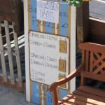 A pesar de los precios, no había ni una silla disponible