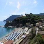 Monterosso desde el camino
