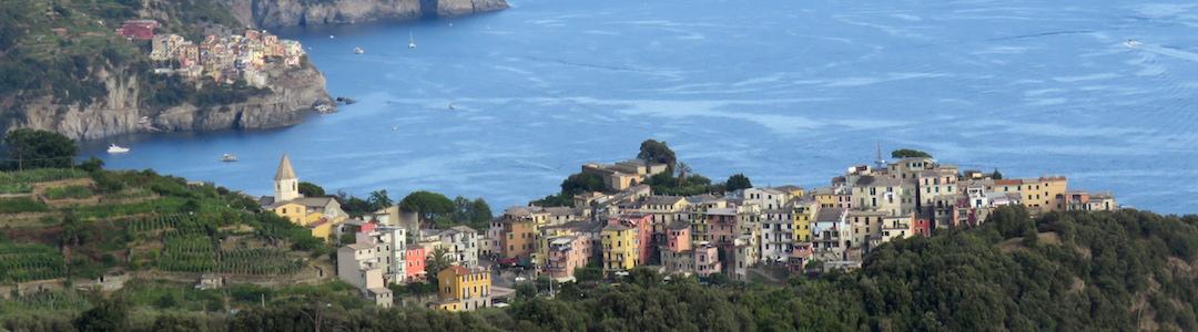 Consejos Cinque Terre Italia
