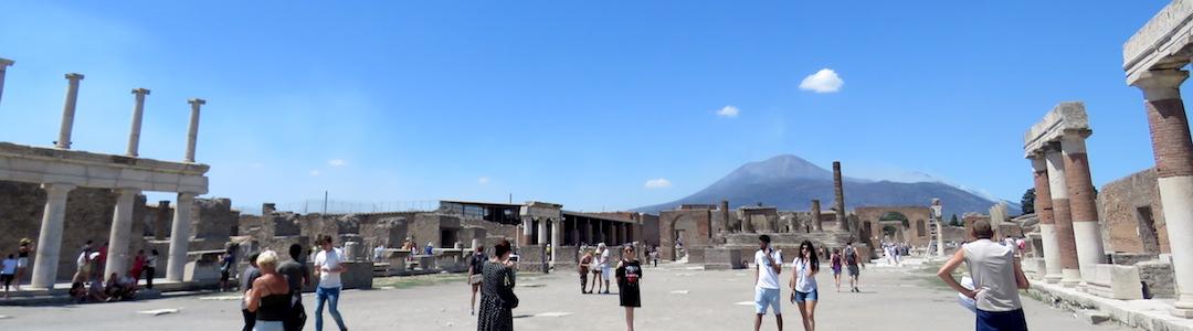 Consejos Pompeya Nápoles Italia