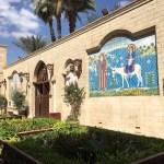 Exterior de la Iglesia Colgante