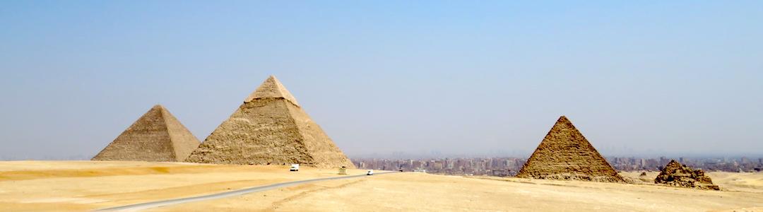 Consejos para viajar a El Cairo Egipto
