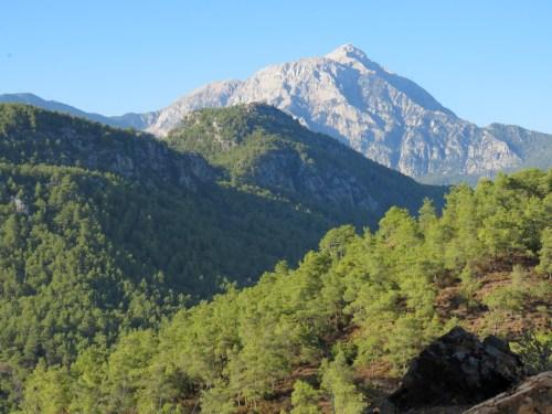 Monte Olympos