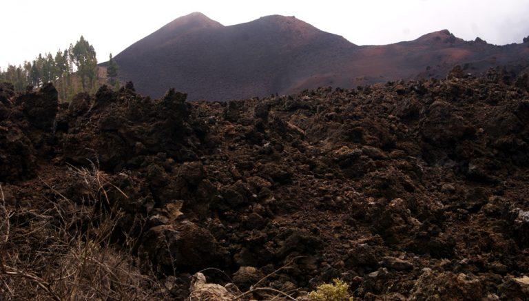 paisajes volcánicos