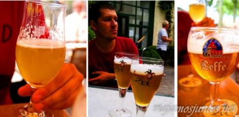 Y más cervezas de Flandes, Bélgica, Antwerpen, Brujas, Ghante