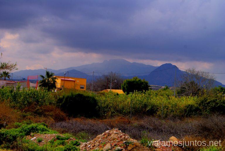 Tormenta se está acercando a Archena Murcia #MaratónDelRelax #RumboSurJuntos