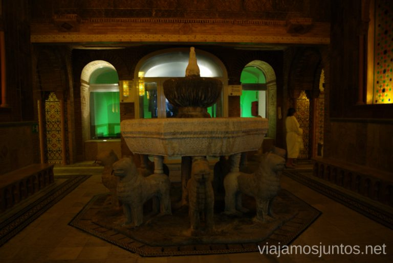 El misterio de la fuente Balneario de Archena, Murcia #MaratónDelRelax #RumboSurJuntos