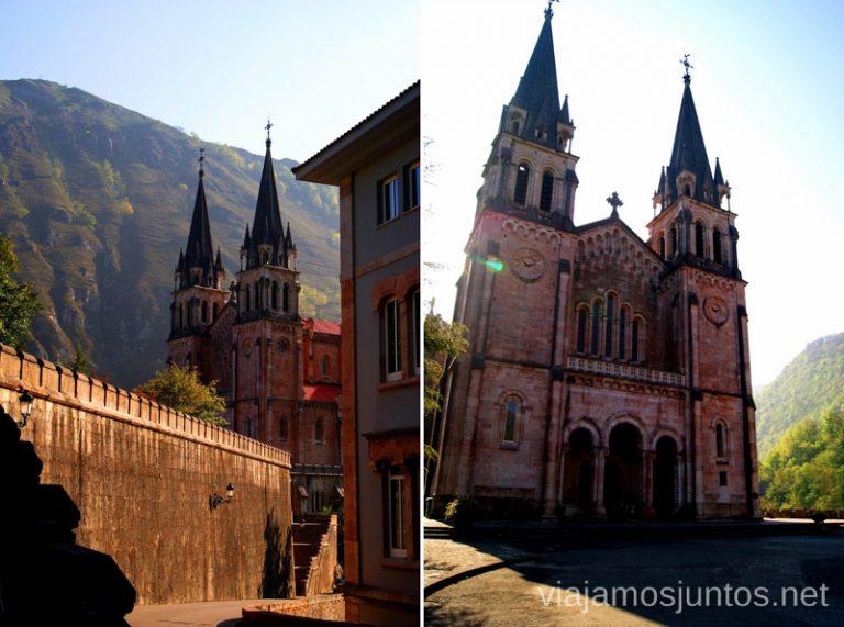 Covadonga Asturias, que hacer, donde ir; montaña, playa, pueblos con encanto
