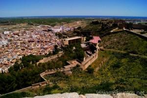 Sagunto desde el Castillo Que ver y que hacer en Sagunto, Valencia.