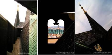 La Torre de la Pólvora Vistas panorámicas de Praga, República Checa