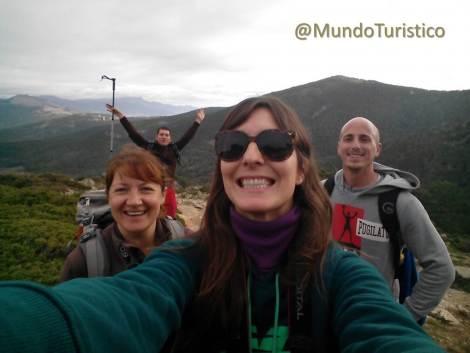 Equipo Senderismo por la zona de San Rafael, Madrid Segovia; Ruta de la Cueva Valiente