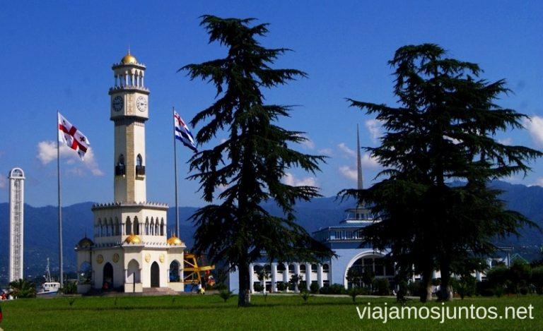 Batumi, Georgia Itinerario de viaje por Georgia. 17 días. Gran Cáucaso Parte II Tbilisi Tiflis Kutaisi Vardzia Batumi la Playa Costa