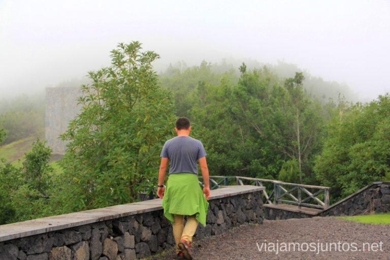 Ruta del Cubo de la Galga, La Palma Senderismo en la Palma, Ruta del Cubo de la Galga #LaPalmaJuntos