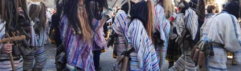 Cucurrumachos de Navalosa Cucurrumachos de Navalosa, Ávila Mascaradas Abulenses en Gredos Carnavales