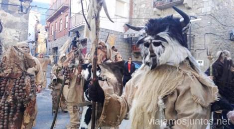 Los harramachos de Navalacruz Harramachos de Navalacruz, Ávila Mascaradas Abulenses en Gredos Carnavales