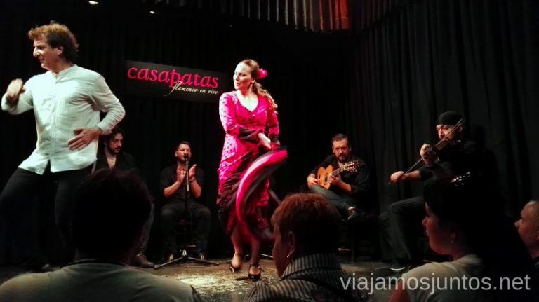 Un sinfín de emociones en flamenco en directo Que hacer en Madrid una tarde