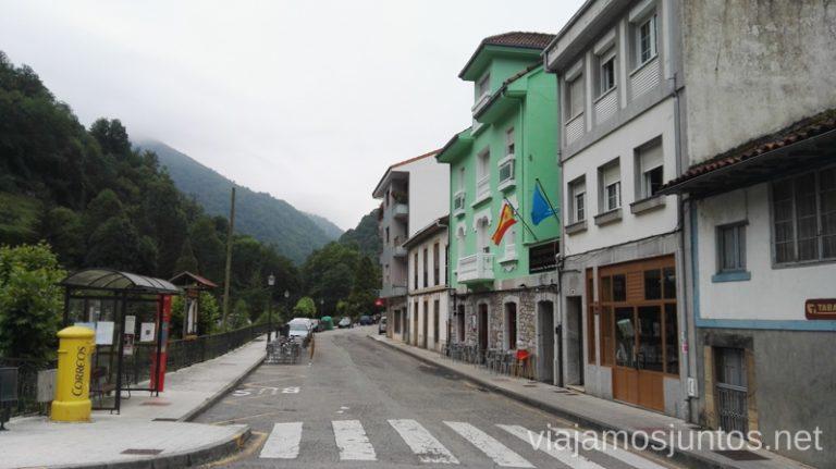 Dormir en el hotel Rural Calzada Romana es sinónimo de tranquilidad Senda del Oso en bici, Astrurias