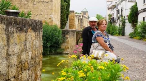 Paso de ViajarConSuegra por Córdoba #ViajarConSuegra Cómo viajar con padres o gente mayor y no morir en el intento