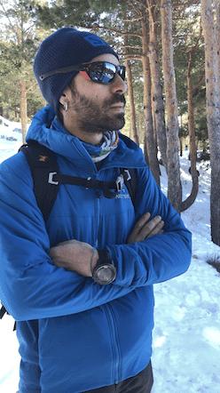 trekking invierno