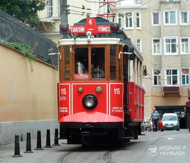taksim-cablecar