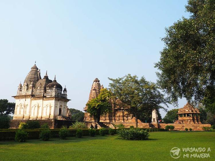 Los templos del sexo de Khajuraho
