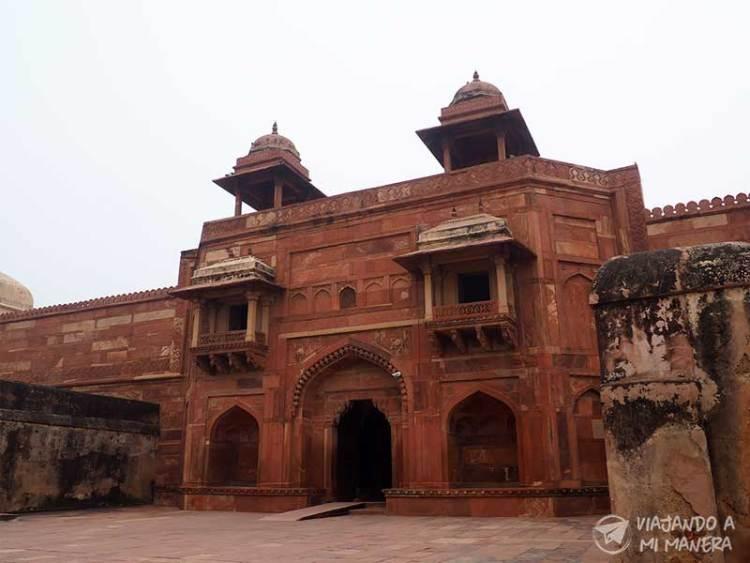 Fatehpur Sikri, la ciudad fantasma