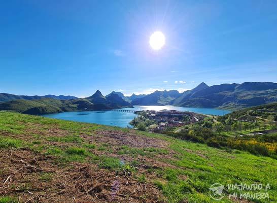 Qué ver en Riaño, los fiordos leoneses