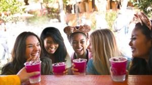 Festival Marketplaces at the Disney California Adventure Food & Wine Festival