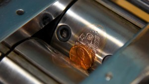 Pressed Coin Machines