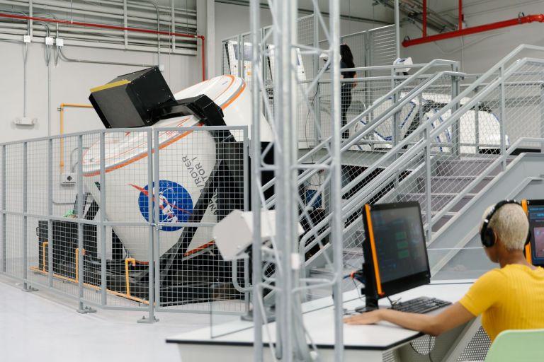 Astronaut Training Simulators