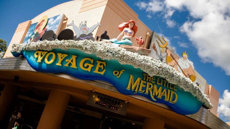 Voyage Of The Little Mermaid