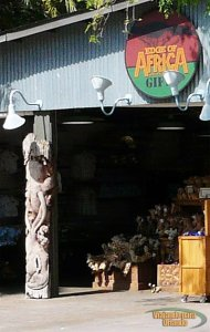 Edge of Africa Gift Shop
