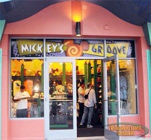 Mickey's Groove