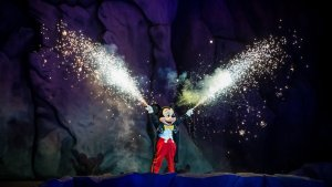 Fantasmic! Dining Package