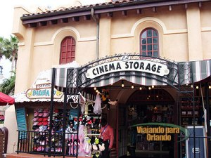 L.A. Prop Cinema Storage