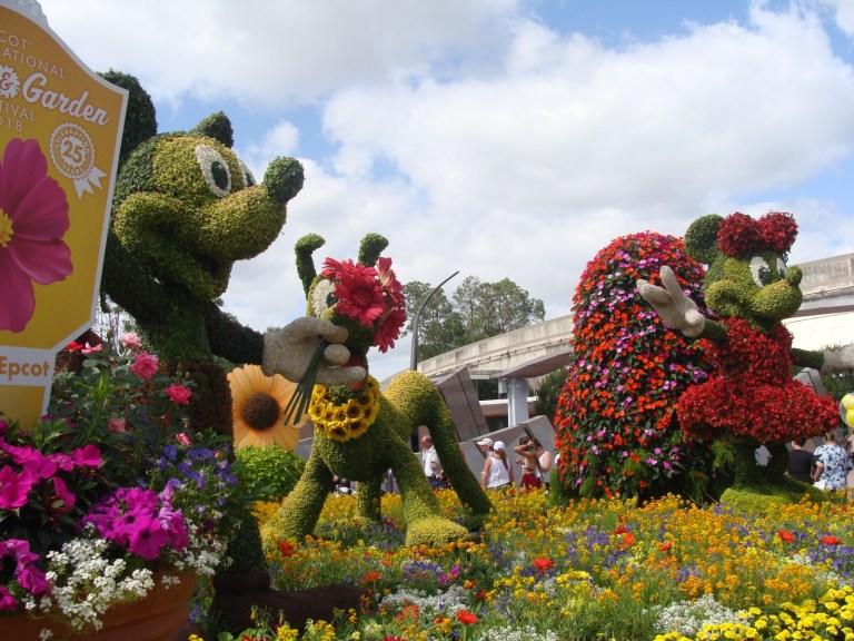 Taste of EPCOT International Flower and Garden Festival