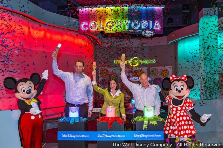 Innoventions East – Colortopia