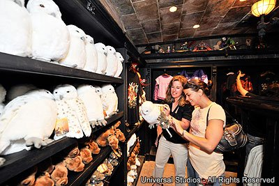 Filchs Emporium of Confiscated Goods