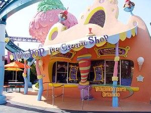 Hop on Pop Ice Cream Shop