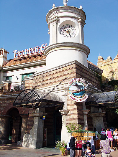 Islands of Adventure Trading Company