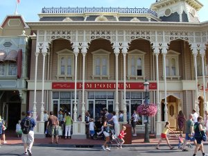 Magic Kingdom – Compras
