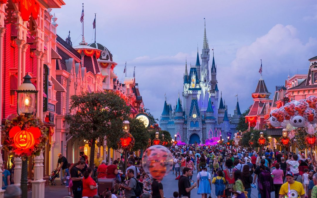 Magic Kingdom – Eventos Especiais